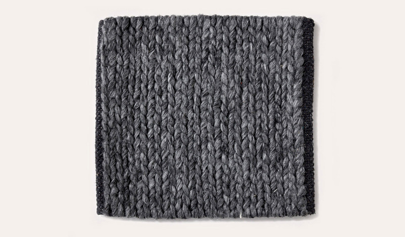 Artisan Braid eclipse wool rug