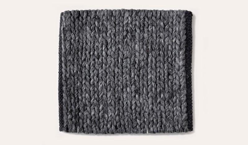 Artisan Braid eclipse wool rug