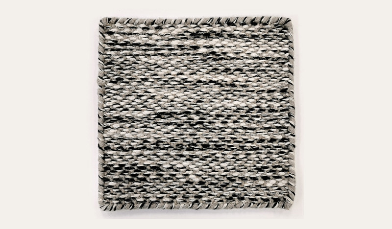 Artisan Kiev slate2 wool rug