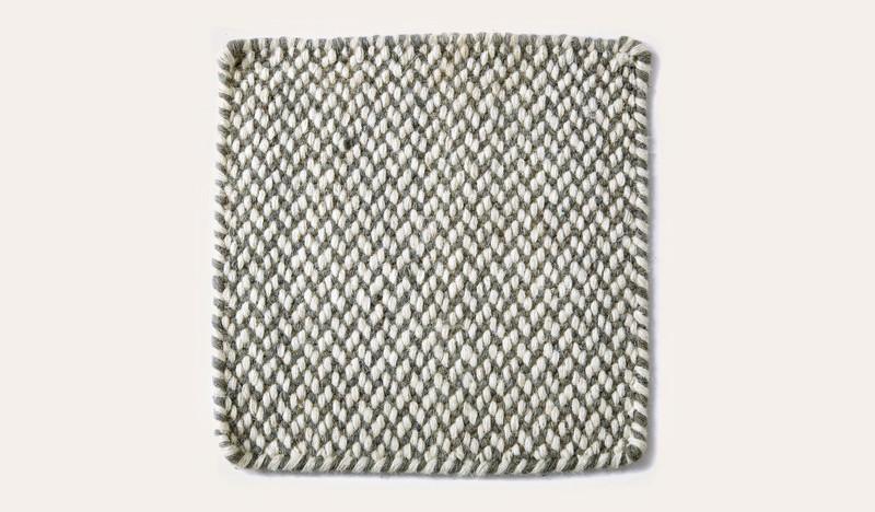 Artisan Kiev olive wool rug
