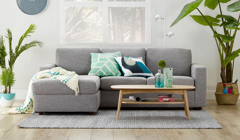 Fallon 3 seat reversible storage chaise lounge