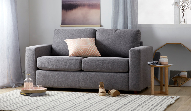 Fallon 2 seat sofa storm