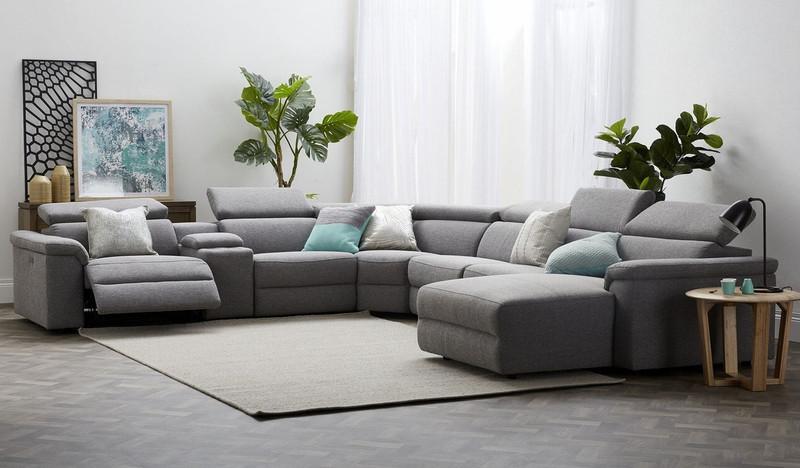 Camilla corner lounge RHF chaise lounge