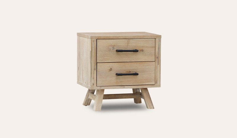 Santiago bedside table