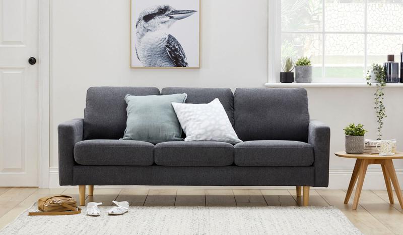 Apartment 3 seat sofa