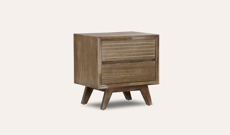 Decker bedside table