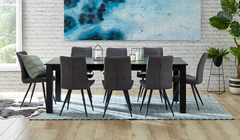 Naples extension dining suite with Narla chairs