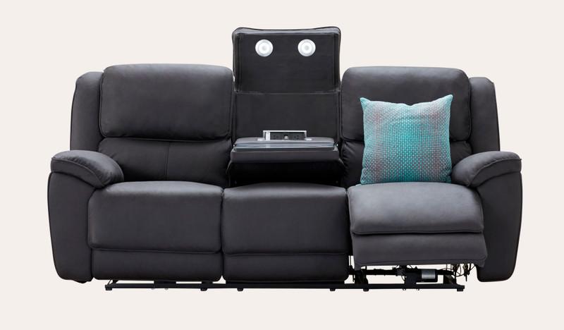 Juno 3 seat electric recliner