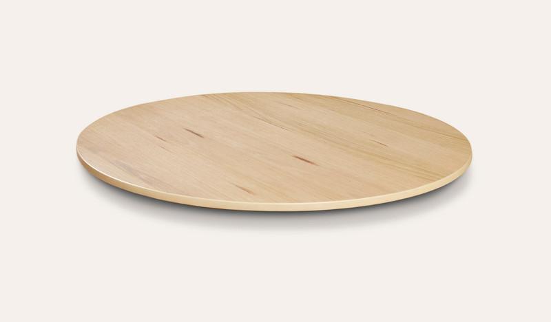 Kennedy swivel table topper