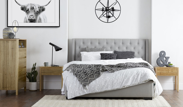 Padded Headboards For Beds