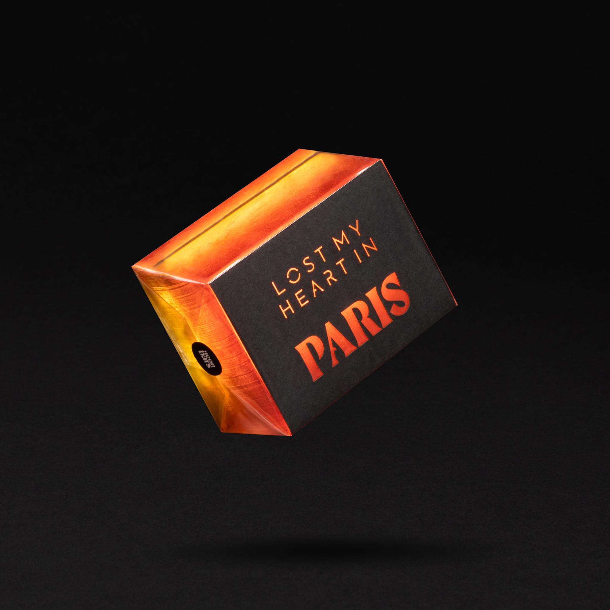 lost my heart in Paris