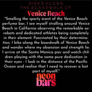 biked along the boardwalk of Venice Beach