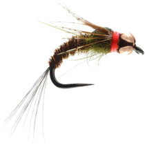 Red Collar Pheasant Tail Nymph