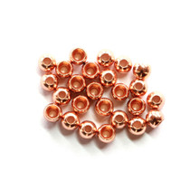 Fulling Mill Brass Beads Copper