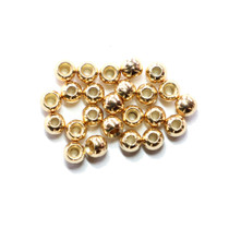 Fulling Mill Tungsten Beads Gold