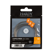 Hardy Co-polymer Presentation Tapered Leader