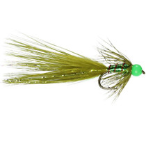 Mirage Green Bead Damsel