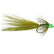 Mirage Green Bead Damsel