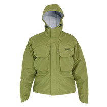 Vision Vector Wading Jacket Forest Green