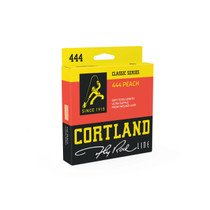 Cortland 444 Peach Floating Flyline