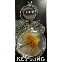 Fly Key Rings by Frankie McPhillips