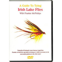 A guide to Tying Irish Lake Flies with Frankie McPhillips