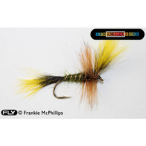Moss Mayfly Green