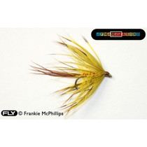 Yellow French Partridge Mayfly
