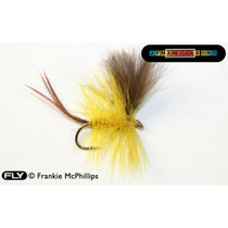 CDC Corrib Mayfly (Yellow)
