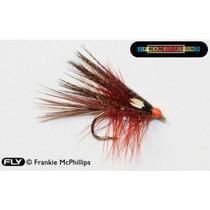 Fiery Brown Dabbler JC