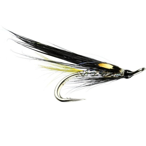 Silver Stoats Tail JC Double