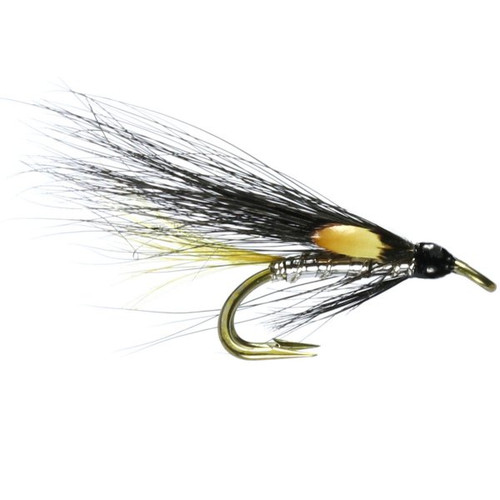 Silver Stoats Tail JC Trout Double