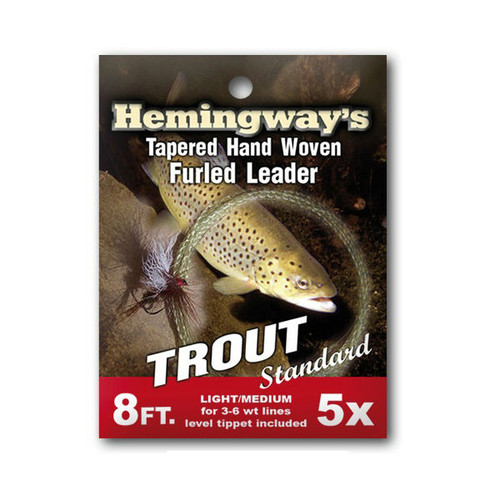 Hemingway's Furled Leader Trout Standard