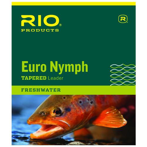 RIO Euronymph Leader