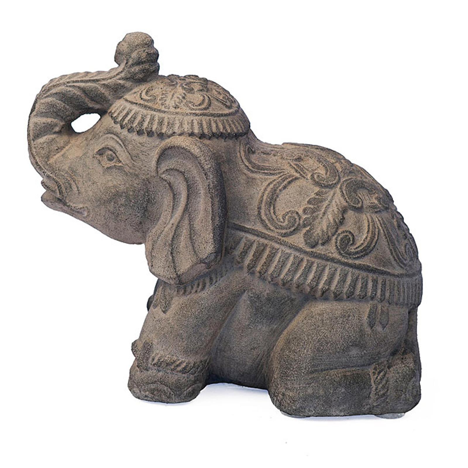 Elephant Garden Sculpture