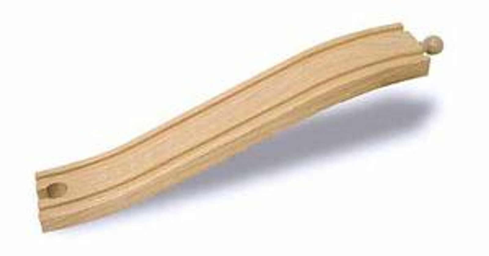 """8.5"""" Wooden Ascending Track Piece (6 pack)"""