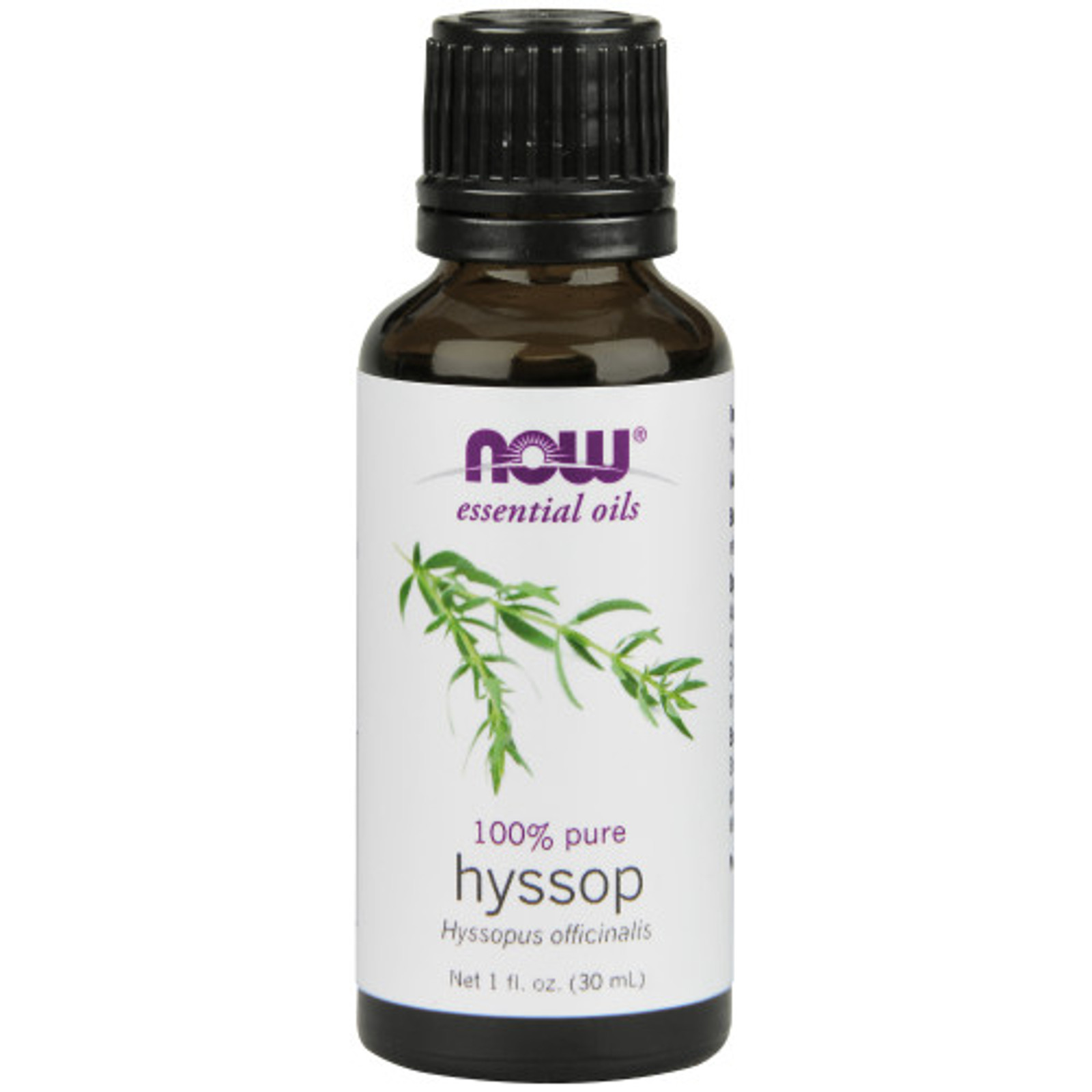 Now Foods Hyssop 100% Pure Oil