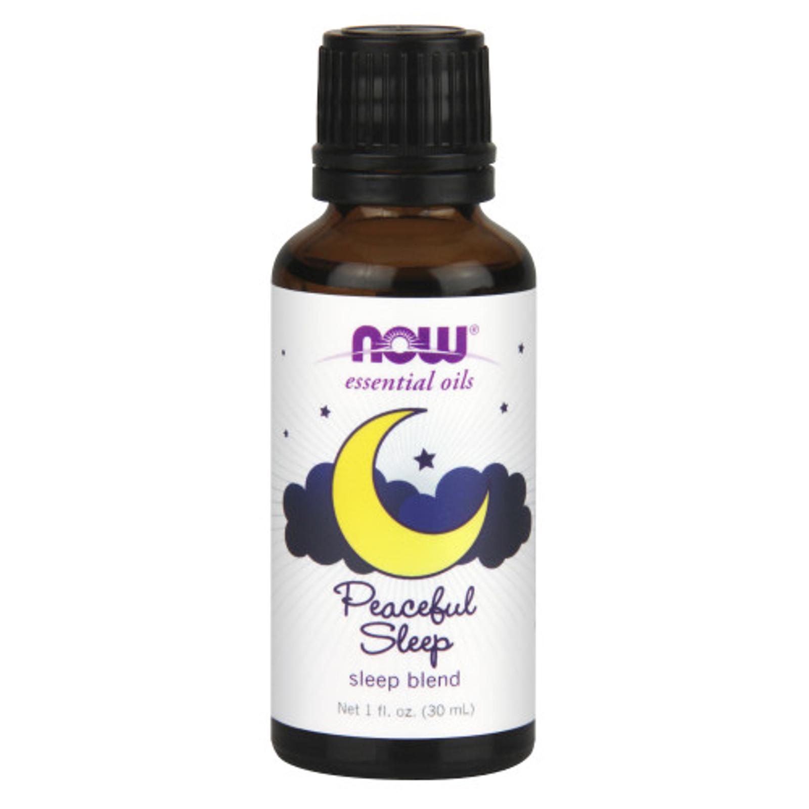 Now Foods Essential oil Peaceful Sleep Oil Blend
