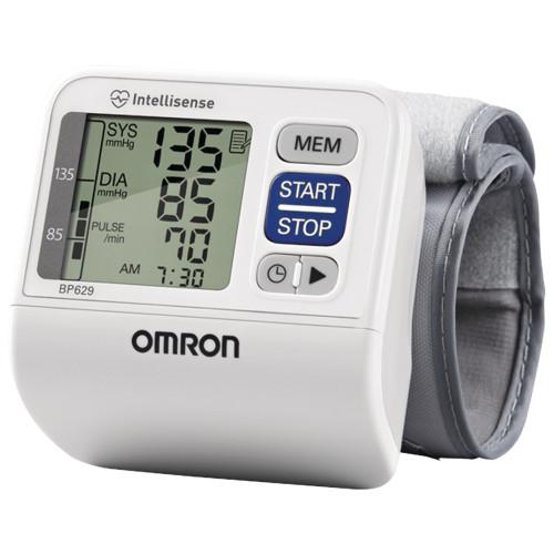 OMRON BP629 3 Series Wrist Blood Pressure Monitor