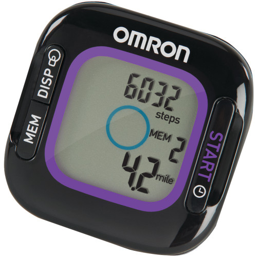 OMRON HJA-312 Activity Monitor with Weight Loss Tracker