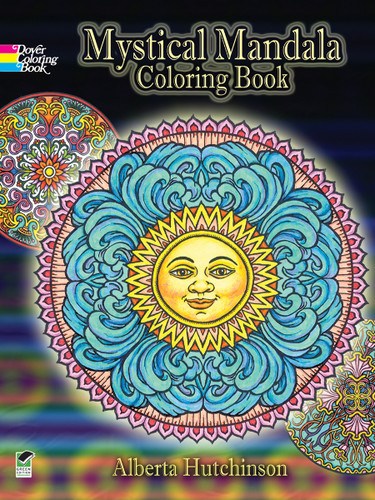 "Mystical Mandala Coloring Book (""925976"")"