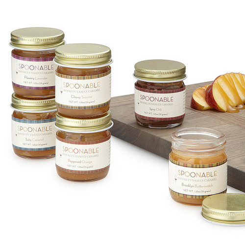 Caramel Sampler - Set Of 6