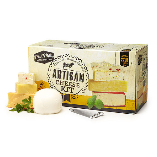 Artisanal Cheesemaking Kit