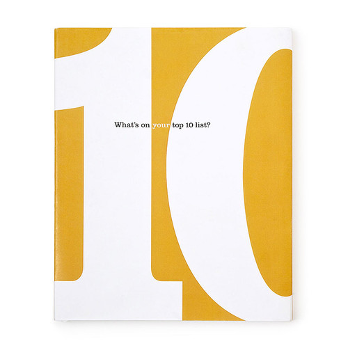 10: What'S On Your List...?