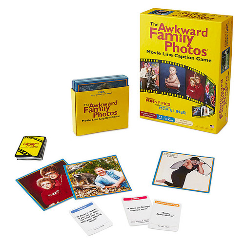 Awkward Family Photos Movie Caption Game