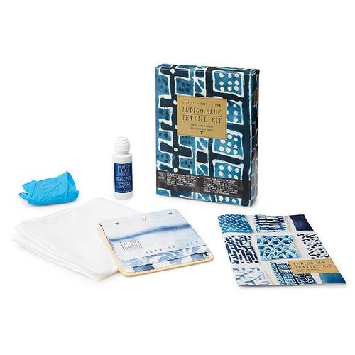 Indigo Textile Dye Kit