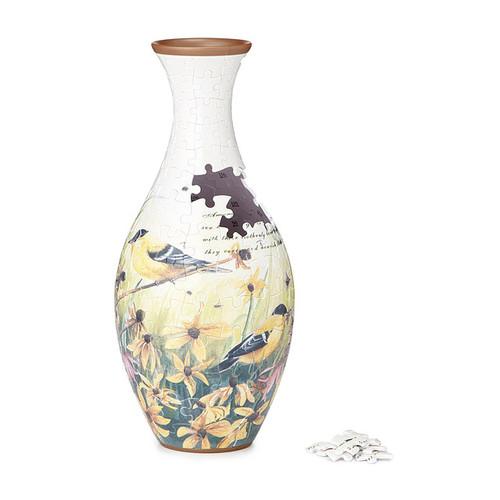 3D Puzzle Vase