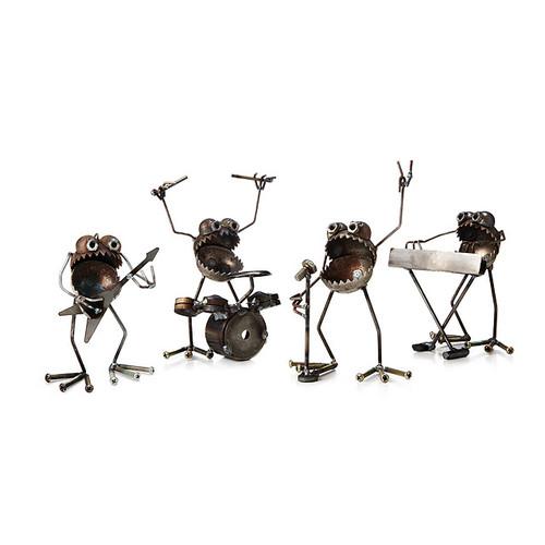 Heavy Metal Rock Band