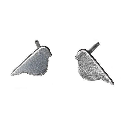 Baby Bird Earrings