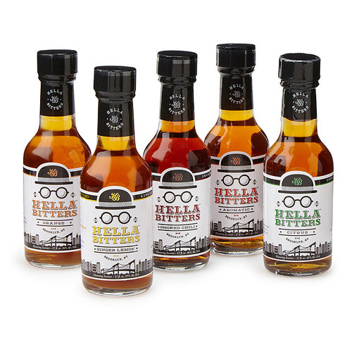 Cocktail Bitters Set